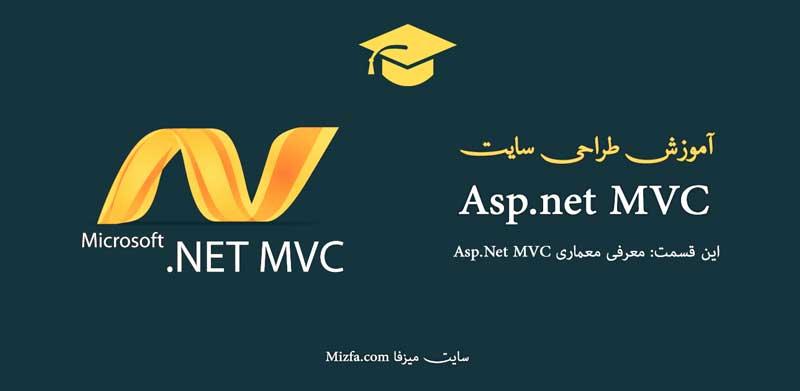 آموزش طراحي سايت با Asp.Net MVC - معرفي معماري Asp.Net MVC