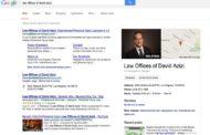 نحوه ساخت باکس اطلاعات سایت در کنار نتایج جستجو