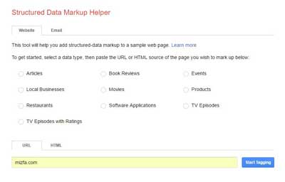 Structured-Data-Markup-Helper