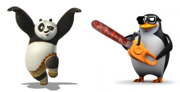 الگوریتم پاندا و پنگوئن