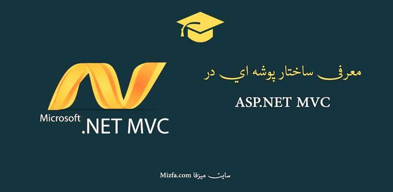 معرفي ساختار پوشه اي در MVC