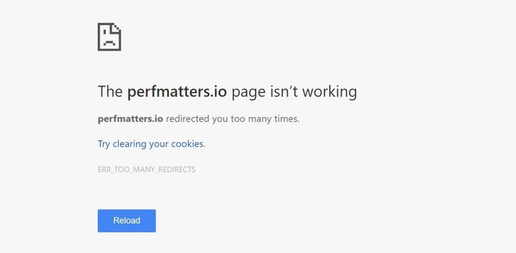 مشکل رایج در CloudFlare