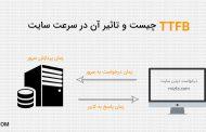TTFB چیست و تاثیر آن در سرعت سایت