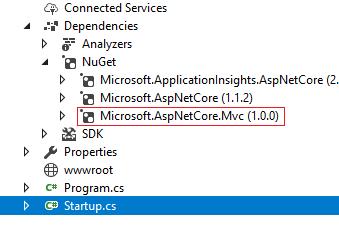 اسمبلی ASP.NET Core MVC