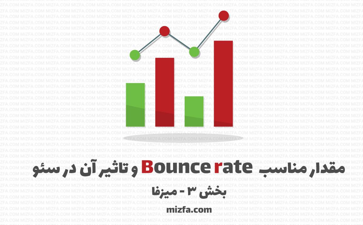 تاثیر bounce rate در seo