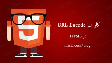 Photo of کار با URL Encode در HTML