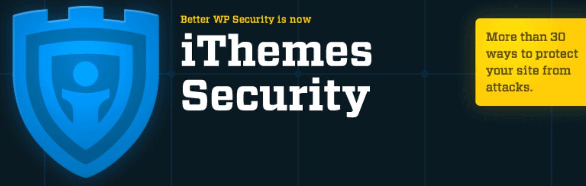 بالا بردن امنیت سایت iThemes