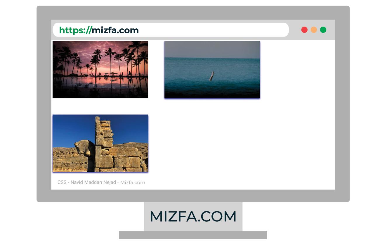 انتخاب عکس ها توسط انتخابگر صفات