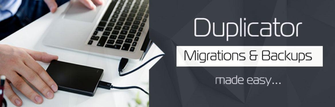 بهترین افزونه بکاپ وردپرس و کپی سایت Duplicator