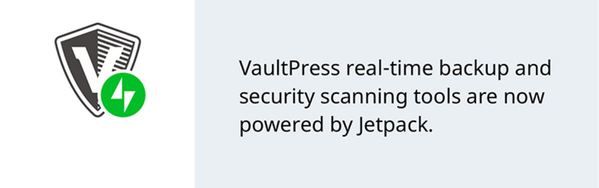 VaultPress یکی از بهترین افزونه بک آپ وردپرس