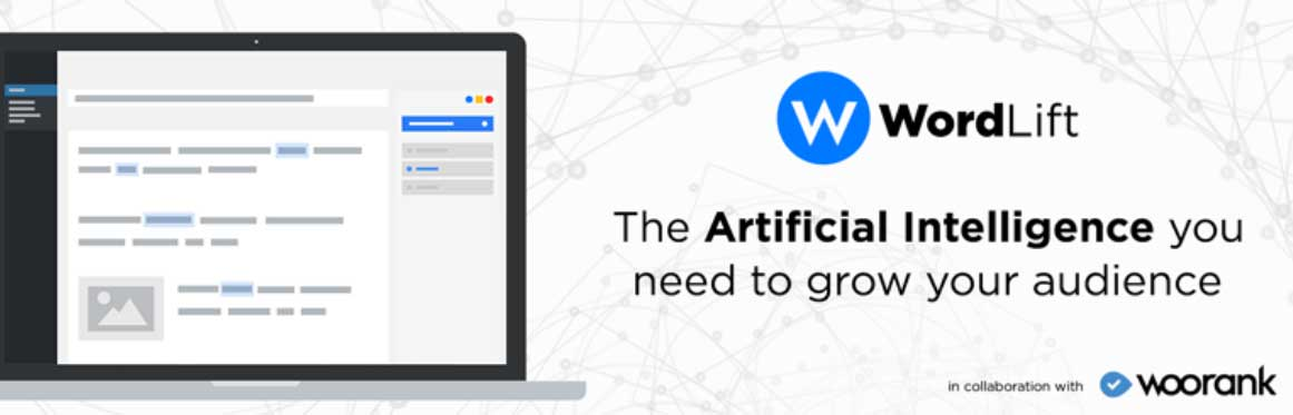 افزونه هوش مصنوعی در وردپرس WordLift