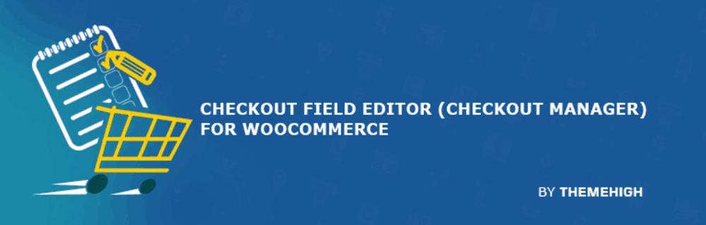 پلاگین ووکامرس Checkout Field Editor