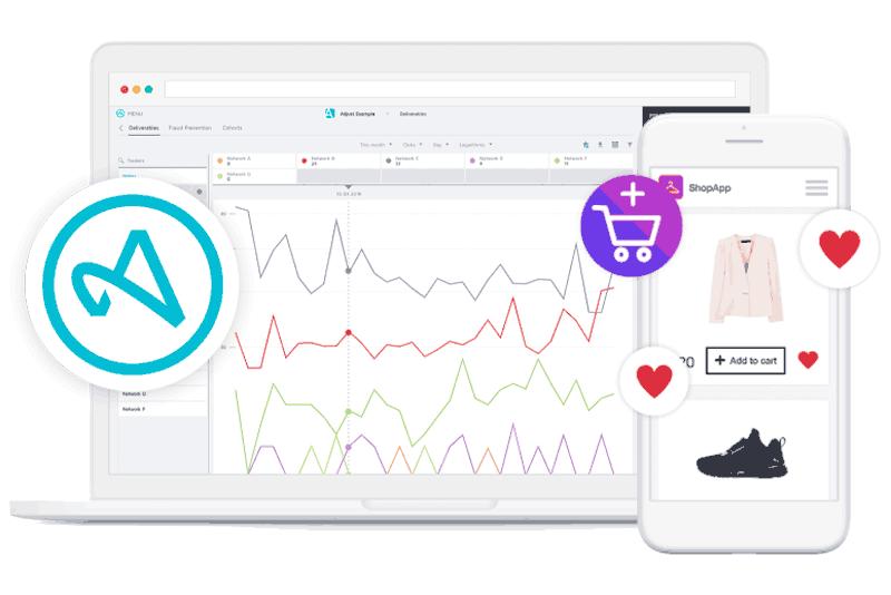 adjust ابزار بازاریابی اپلیکیشنی