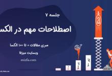 Photo of جلسه 7 – اصطلاحات ابزار الکسا