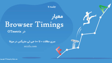 Browser Timings چیست