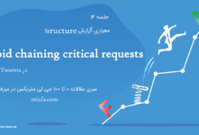 ارور Avoid chaining critical requests