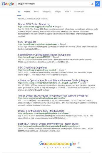 بالا بردن رتبه سایت در سرچ گوگل