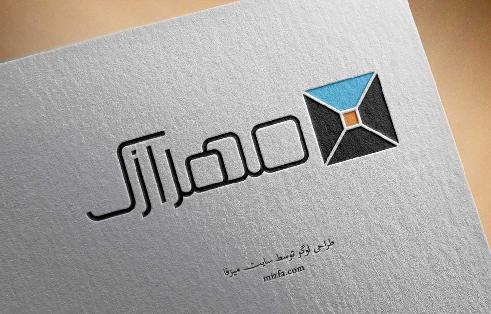طراحی لوگو سایت معماری