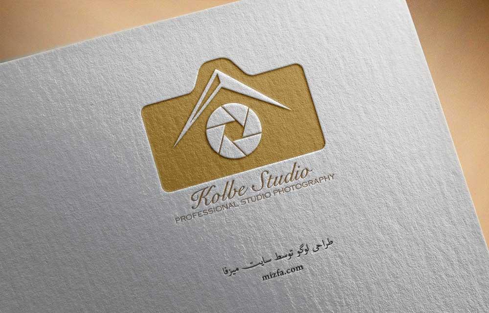 طراحی لوگو برای آتلیه عکاسی