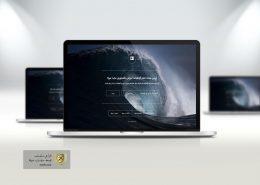طراحی سایت برای دریافت گواهینامه پایان دوره