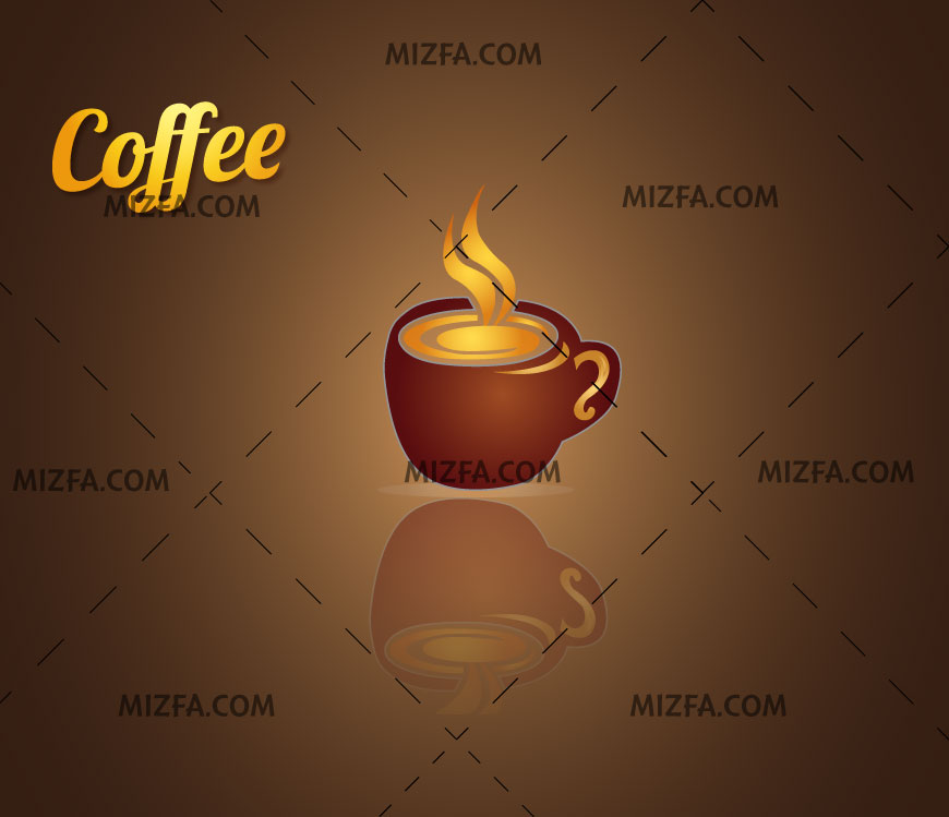 طراحی لوگوی کافه