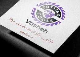 طراحی لوگو Vasheh