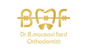 طراحی لوگو دندان طلایی